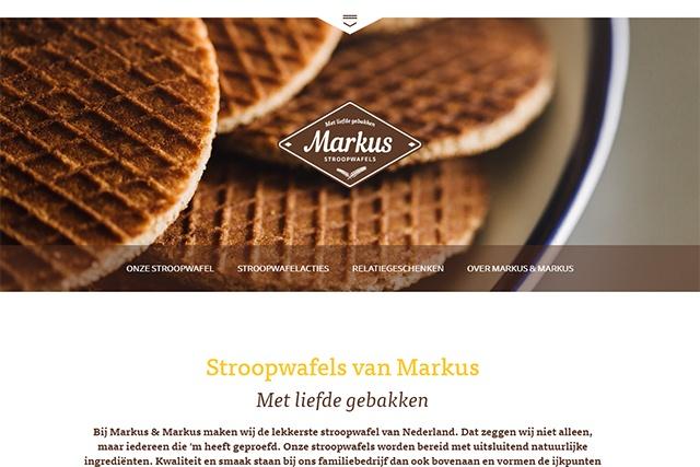 Stroopwafels van Markus